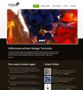 Nautilus Marketing presents www.antares-terricciola.com