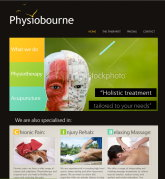 Nautilus Marketing presents www.physiobourne.co.uk